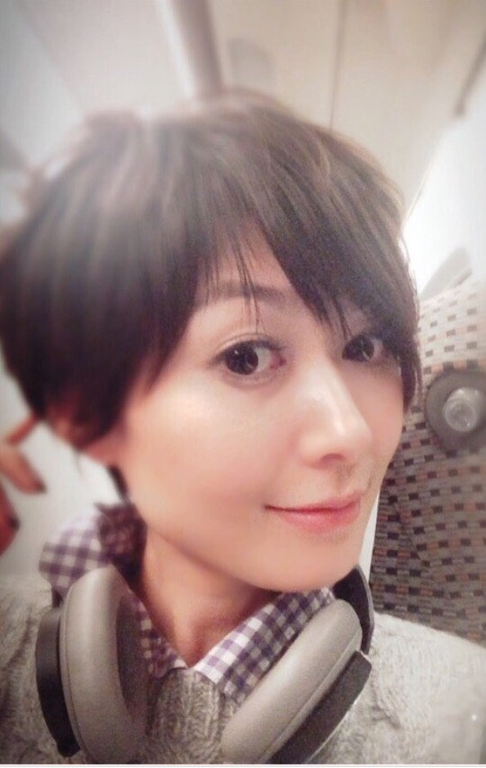 ショート ヘア 田丸 麻紀 髪型